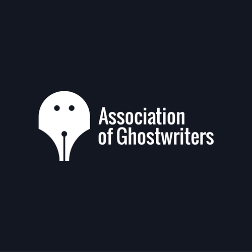 Create a new logo for an established association for writers