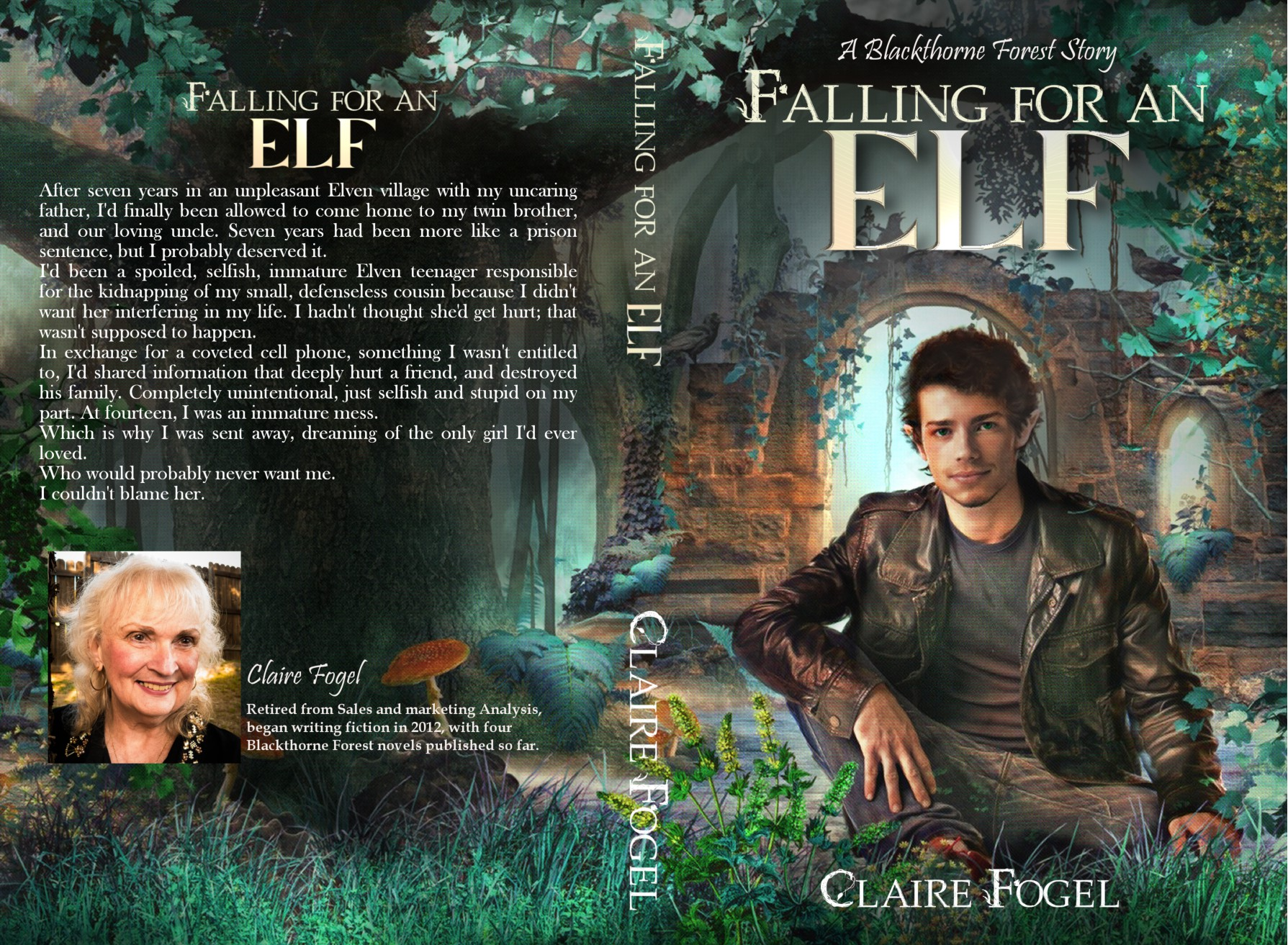 Love-Hate Relationship between a Human girl and the Elf who loves her.