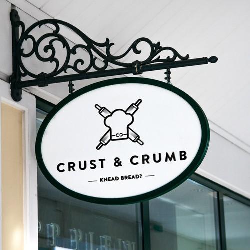concepto de logo para panadería / Bakery logo