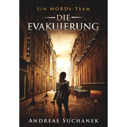 Die Evakuierung -book cover-