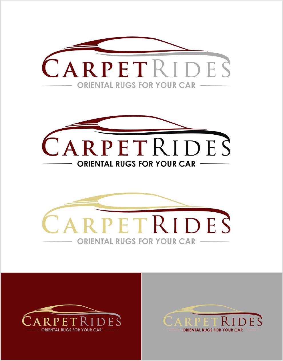 Create the new Carpet Rides Logo!