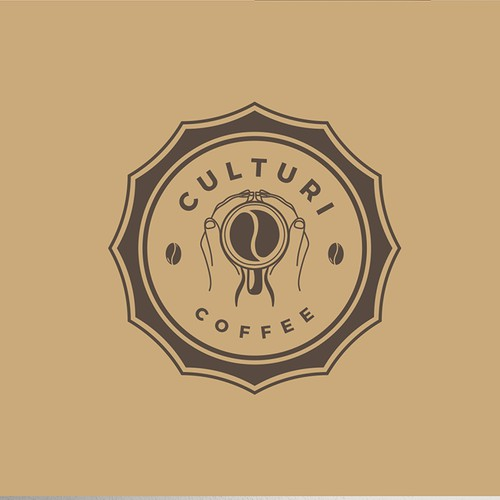 LOGO CONCEPT FOR CULTURI COFFEE