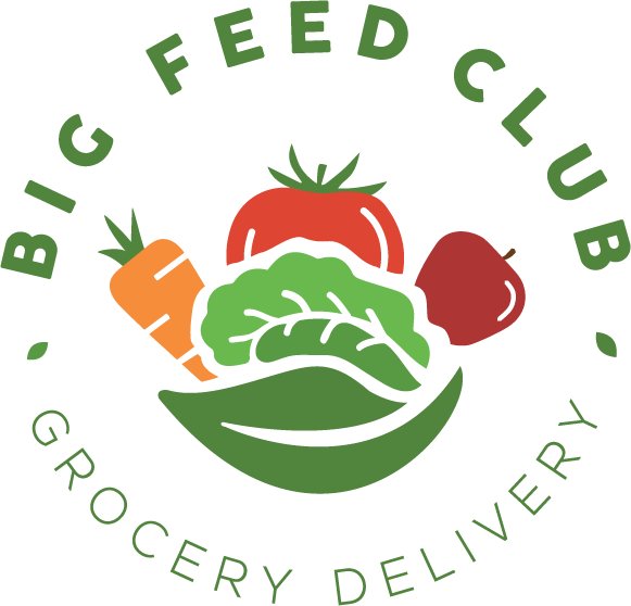 Design a grocery delivery company logo!