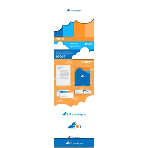 Help cloud solution startup to establish it's identity.