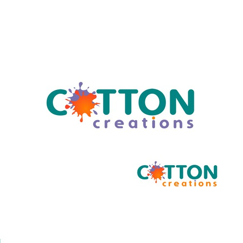 Cotton Creations logo