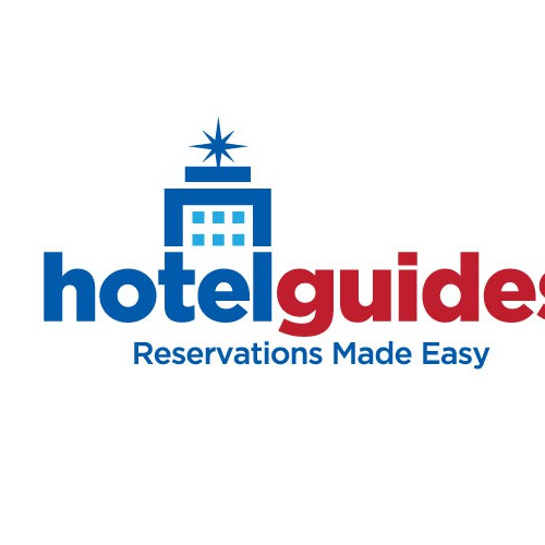 Create a logo for HotelGuides.com