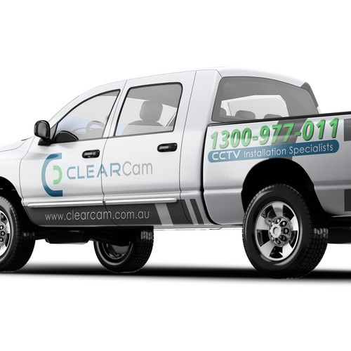 Looking for a stylish Car Wrap for ClearCam