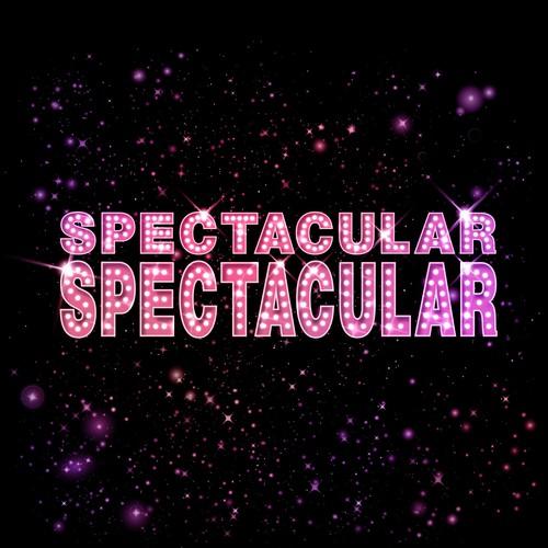 Spectacular Spectacular show logo V2