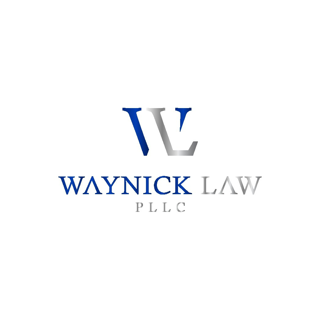 Professional and creative law firm logo