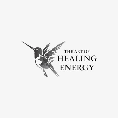 the art healing energy