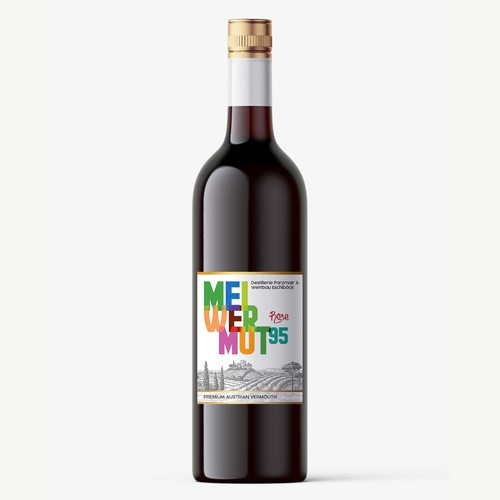 Vermouth Label