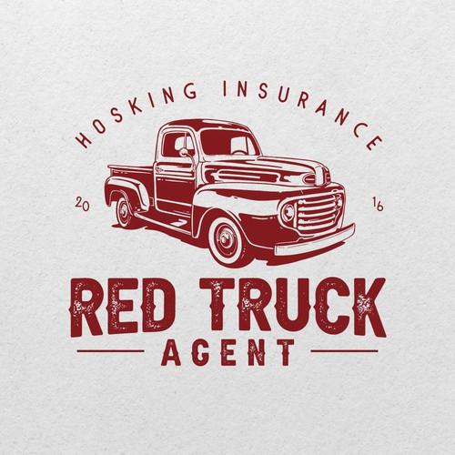 Logo for insurance agent