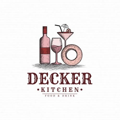 Decker Kitchen Rebrand 2021