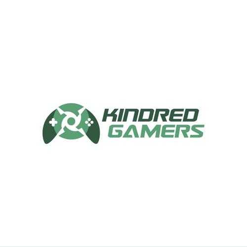 Logo Concept for Kindred Ganers