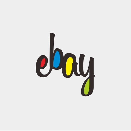 99designs community challenge: re-design eBay's lame new logo!