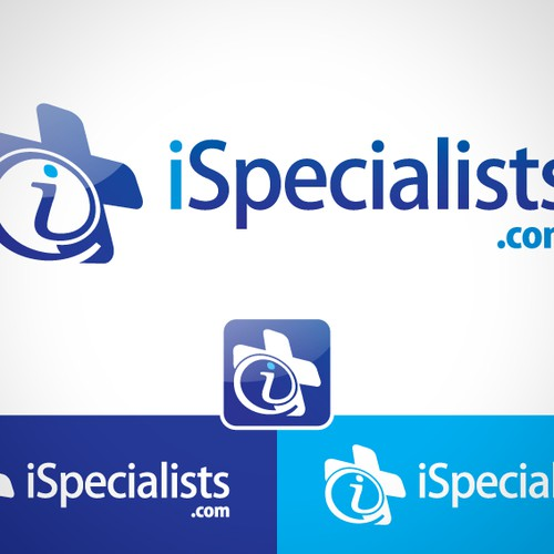 iSpecialists logo design