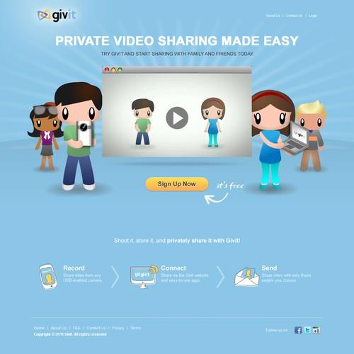 web design for givit
