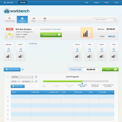 Create the next website design for Epsilon Technologies