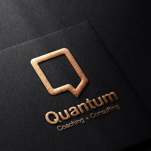 quantum coaching and consulting logo