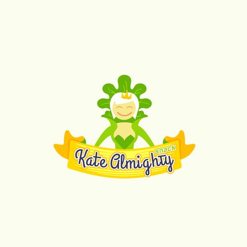 Flat & Funny Snack brand logo