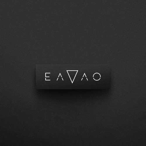 Modern logo designed for EAVAO