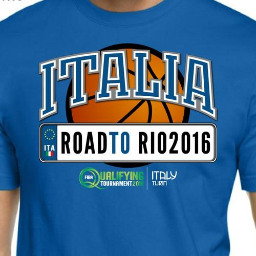 Italia Road To Rio
