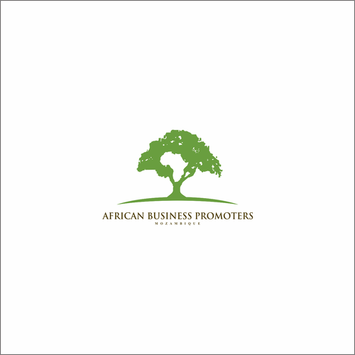 logo for african business promoters