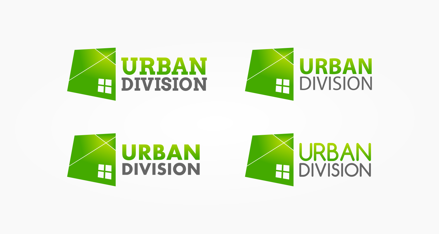 URBAN DIVISION needs a new logo