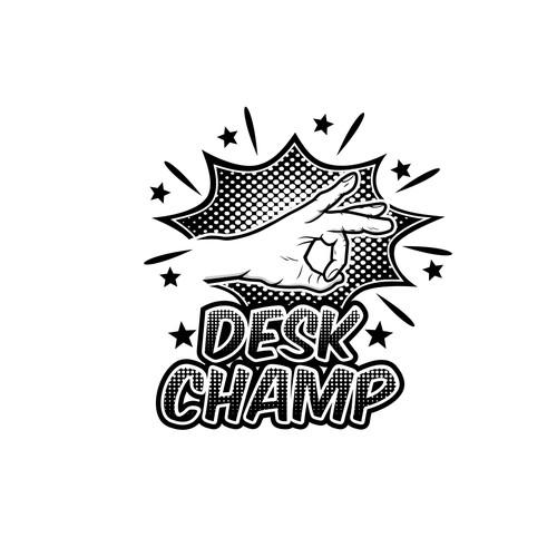 Desk Champ Logo