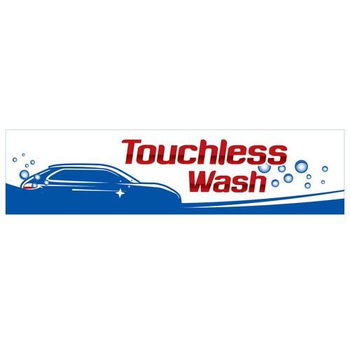 Signage Car wash