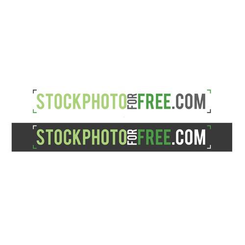 Create the next logo for StockPhotoforFREE.com