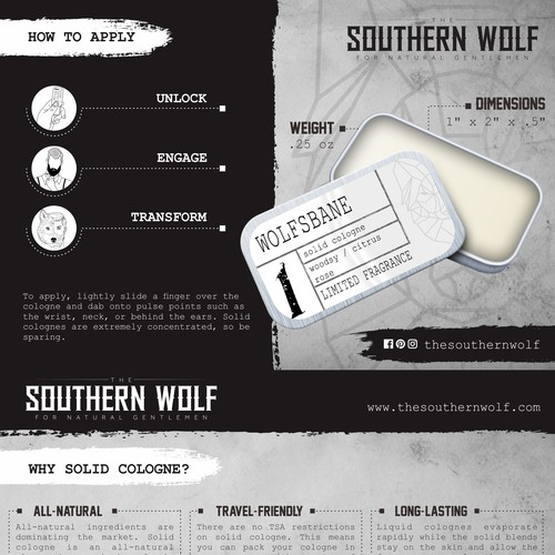 The Southern Wolf