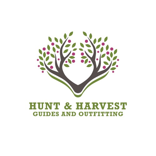 Hunt & harvest logo