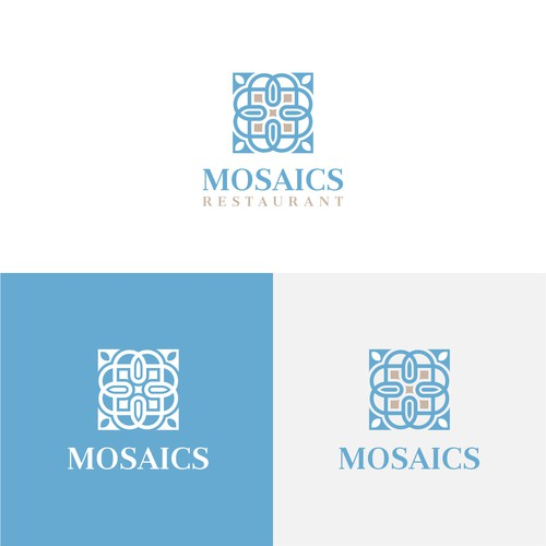 Mosaics Restaurant logo