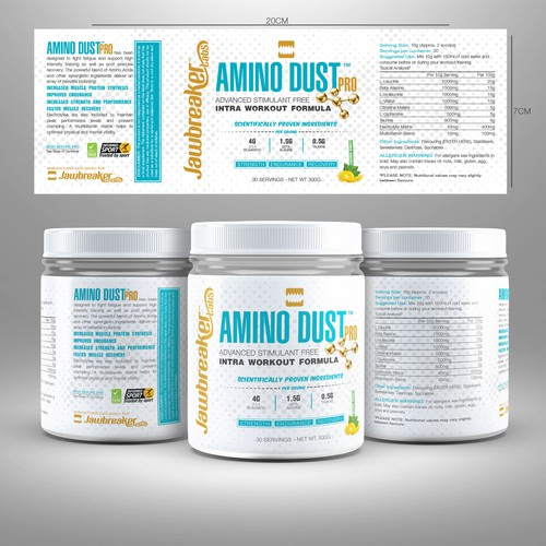 Amino Dust Supplement