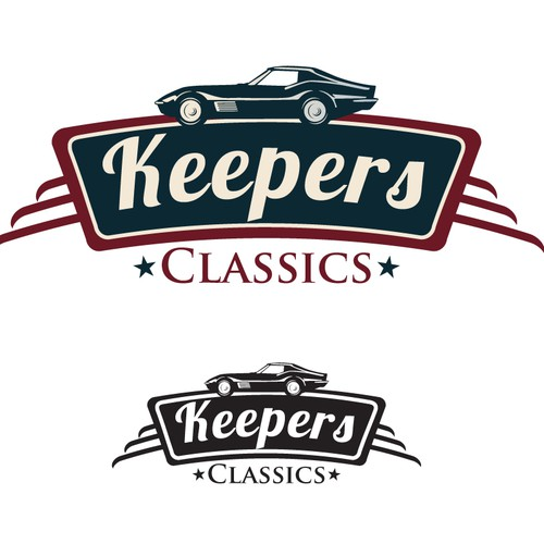 Keepers Classics needs a new logo