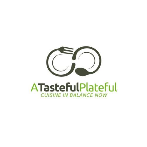Help A Tasteful Plateful with a new logo