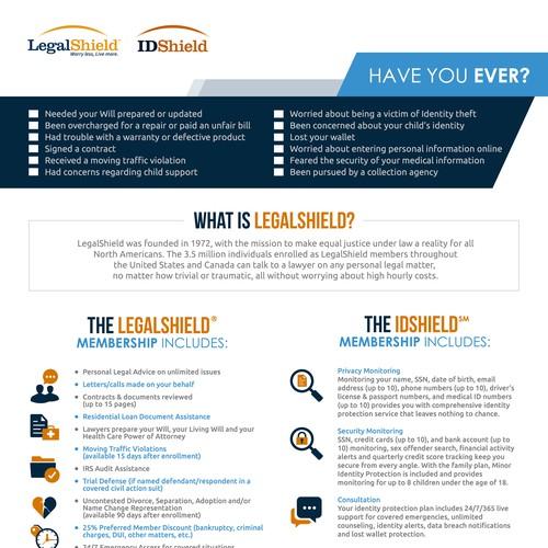 LegalShield Flyer