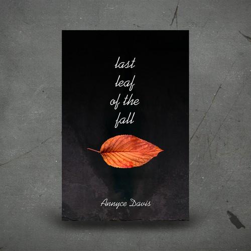Minimalist book cover