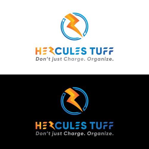 Hercules Tuff : Electronics Organizing Charging Station Brand.