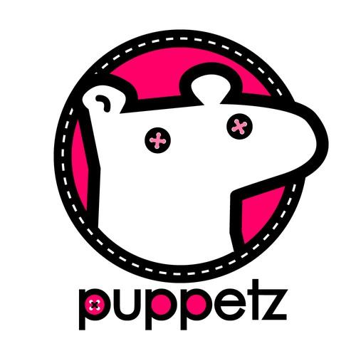 2nd Logo design for Puppetz