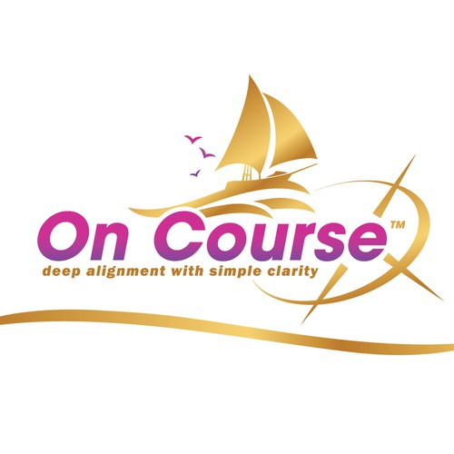"New Logo for ""On Course™"" Program"