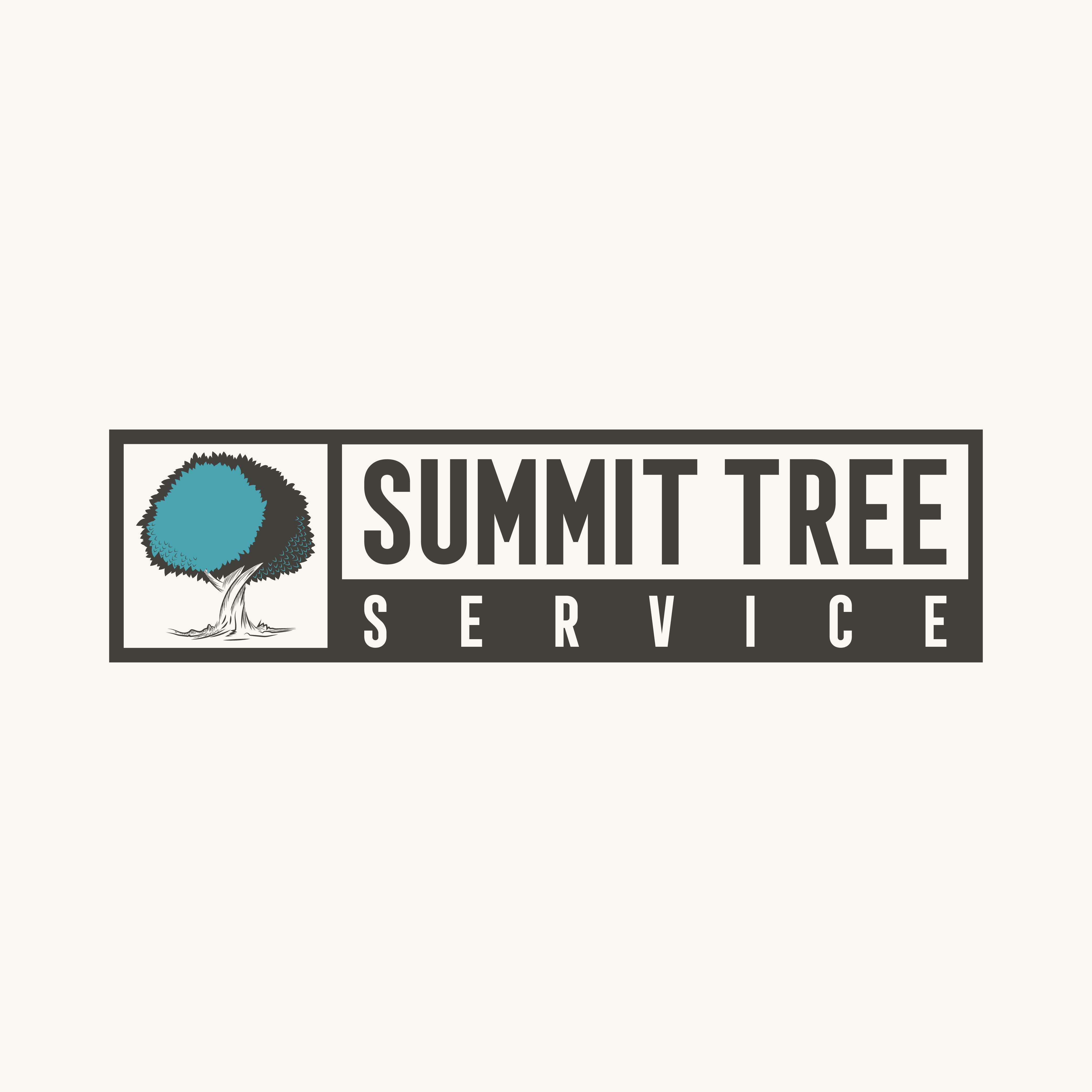 design a modern logo for a tree service