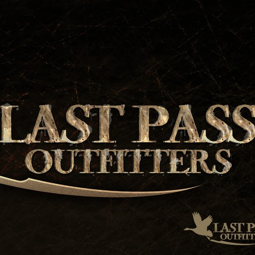 Need AWESOME logo for Last Pass Outfitters