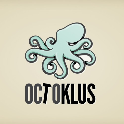 Octopus with a retro touc