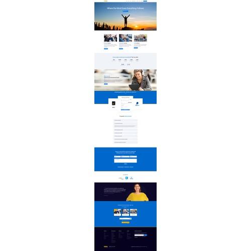 Inspiring Excellence Website