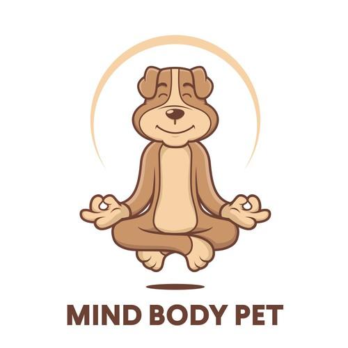 Dog Guru Logo Design Concept