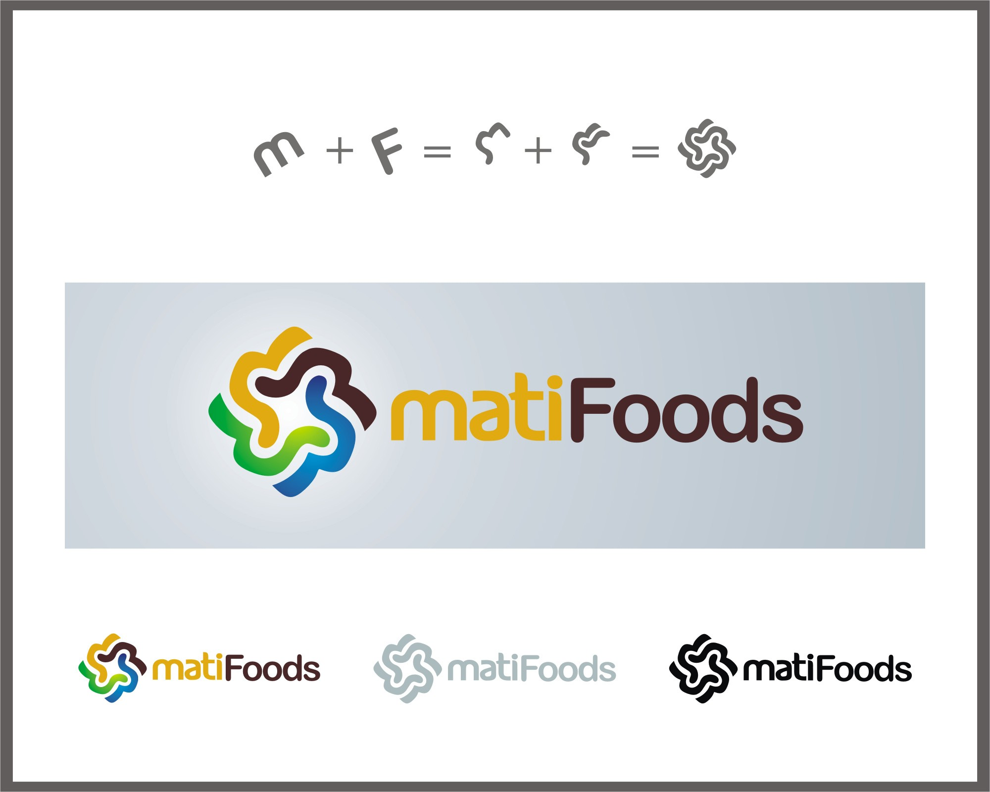 Create the next logo for Mati Foods