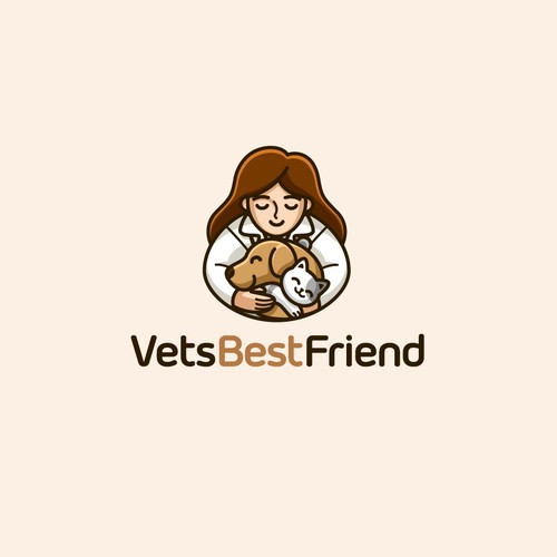 Logo for VetsBestFriend