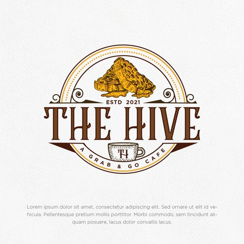 The Hive (A hip-modern Grab & Go Cafe)